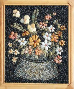 Gemäldes: Mosaikwandbilder